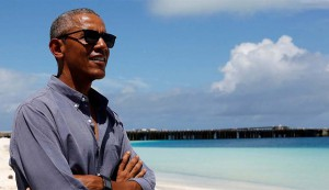 Indonesia Warmly Welcome Former President Obama and Family